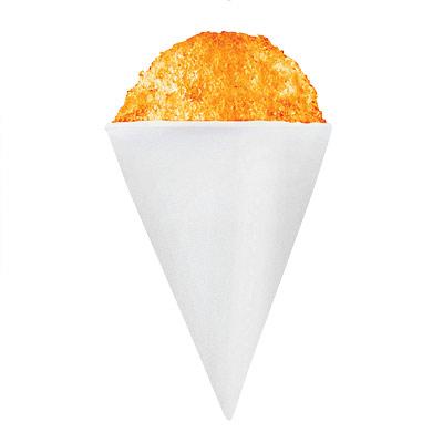 Mango Cilantro Snow Cone