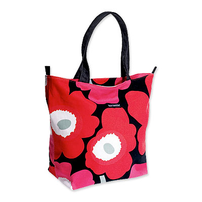 Avon Cotton Crusade Tote