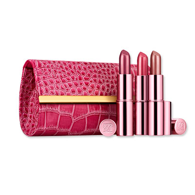 EL Evelyn Lauder Lip Design Collection