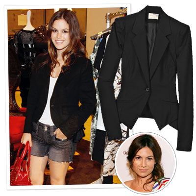 Nicole Chavez Names 10 Things Every Woman Must Own - A Black Blazer