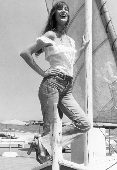 Jane Birkin, 1973