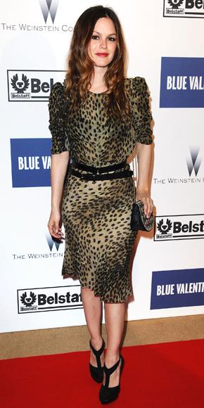 Rachel Bilson wearing Isabel Marant