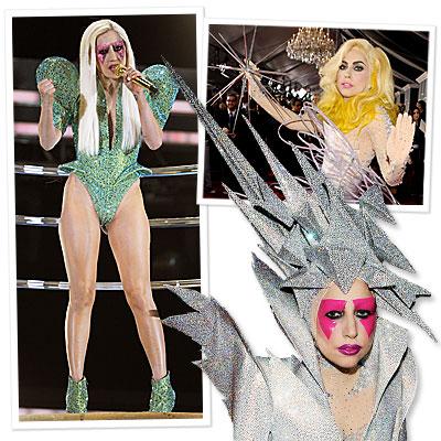 Lady Gaga Partners With Giorgio Armani