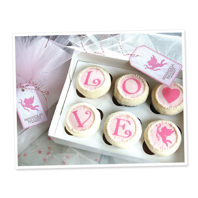 Magnolia Bakery's Love Note Box