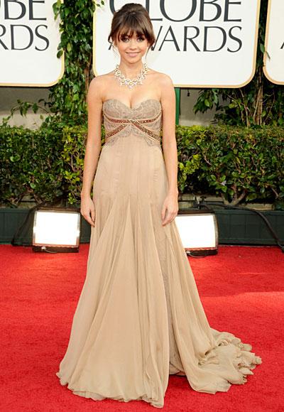 Sarah Hyland, Golden Globes 2011