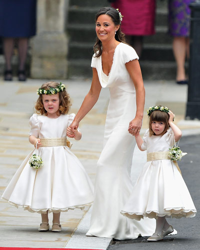 Pippa Middleton - Royal Wedding Coverage