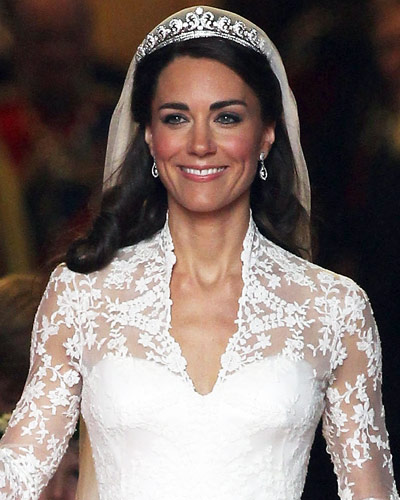 Kate Middleton - Royal Wedding Coverage