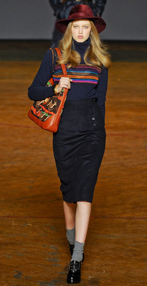 marc by marc jacobs fall fashion show