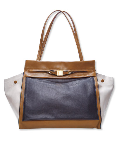 Look of the Day photo   Winged Tote