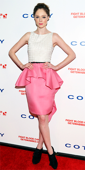 Coco Rocha in Jason Wu