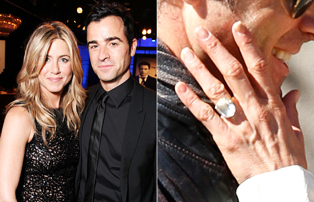 Jen & Justin's Engagement Ring