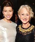 Party Photos: Jessica Timberlake and Helen Mirren for Hitchcock and More!