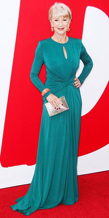 Look of the Day photo | Helen Mirren