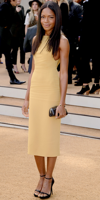 Look of the Day photo | Naomie Harris