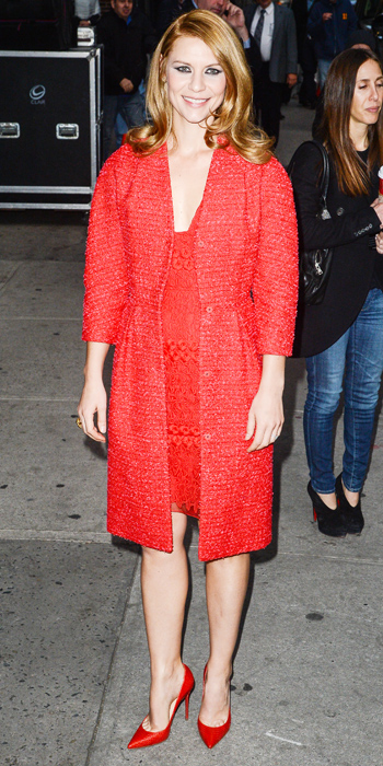 Look of the Day photo | Claire Danes
