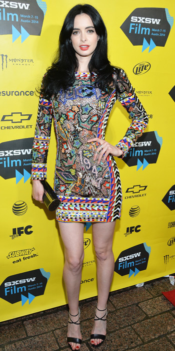 Look of the Day photo | Krysten Ritter