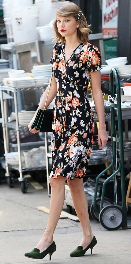 Taylor Swift in Modcloth