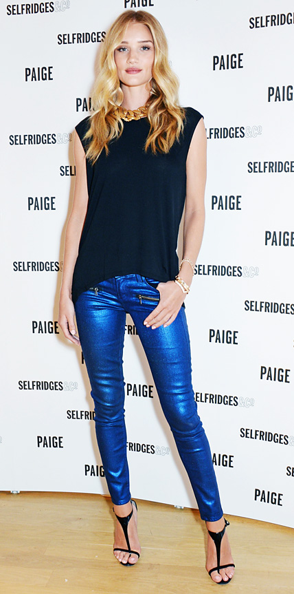 Rosie Huntington-Whiteley in Paige