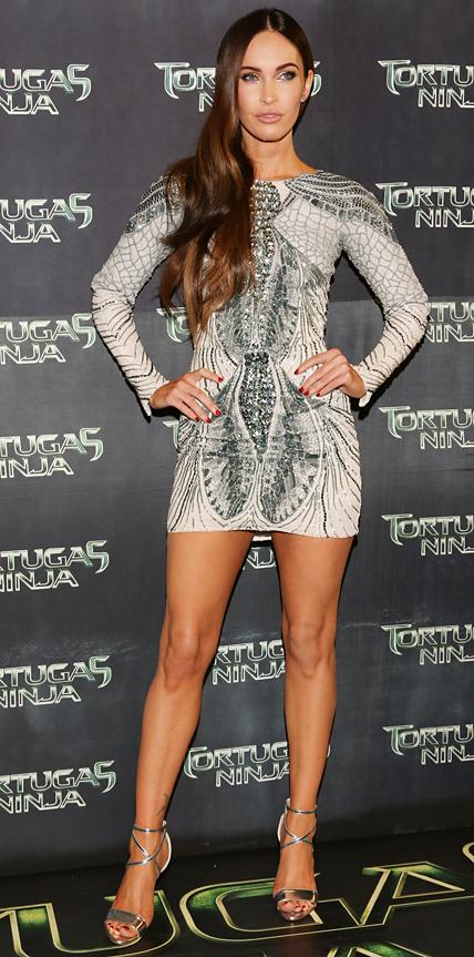 Megan Fox in Zuhair Murad