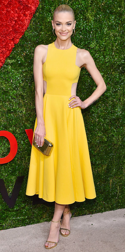 Jaime King in Michael Kors