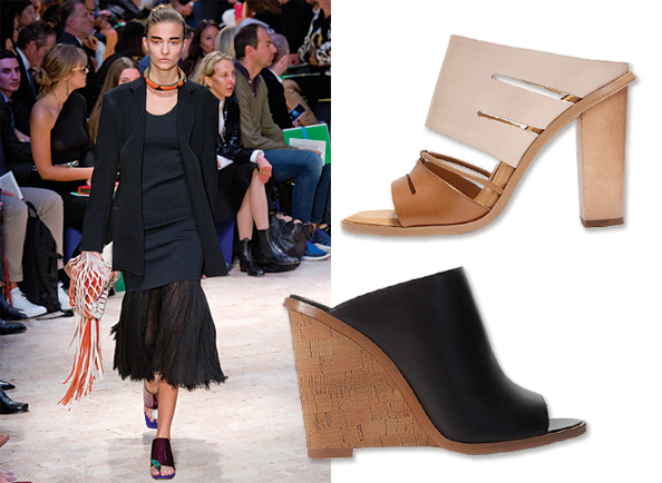 Runway-Inspired Accessories: Mules