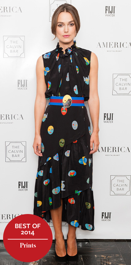 Keira Knightley in Stella McCartney