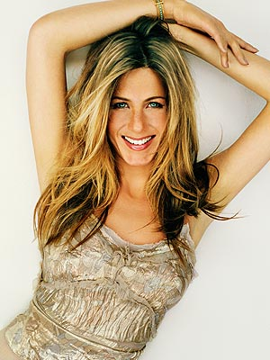 We do hope you find a man! Jennifer Aniston!