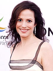 Mary-Louise Parker Adopts a Child from Africa | Mary-Louise Parker