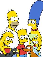 The Simpsons Go Postal