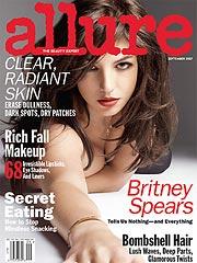 Britney Spears's Allure Magazine Photos Revealed| Britney Spears
