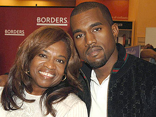 Kanye West's Mother Dies | Kanye West