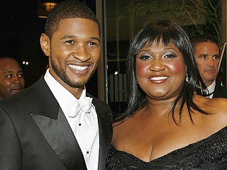 "Usher Hires His Mother as Manager """" Again 