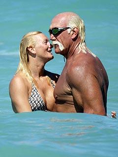 Hulk Hogan 'Very Happy' with New Girlfriend  | Hulk Hogan