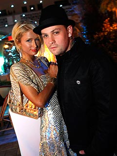 Paris Hilton Dreams of a White Wedding | Benji Madden, Paris Hilton