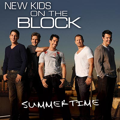 Hear the New Kids' 'Summertime' | New Kids on the Block