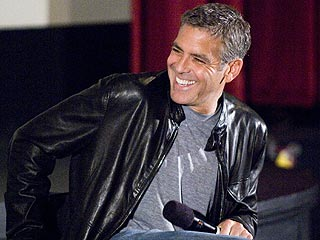 George Clooney Places Himself Up for Adoption | George Clooney