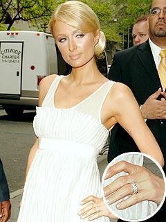 Paris Rocks a New Ring – from Benji | Paris Hilton