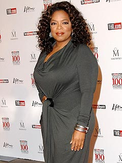Oprah Admits to Tipping the Scales at 200 Lbs.