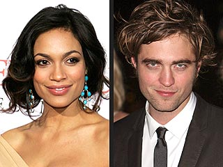 Rosario Dawson Ditching Dad for Twilight Series