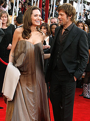 Angelina Jolie SAG awards