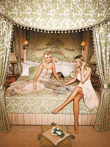 ivana trump bedroom