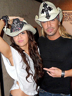 Bret Michaels to Perform with Miley Cyrus | Bret Michaels, Miley Cyrus