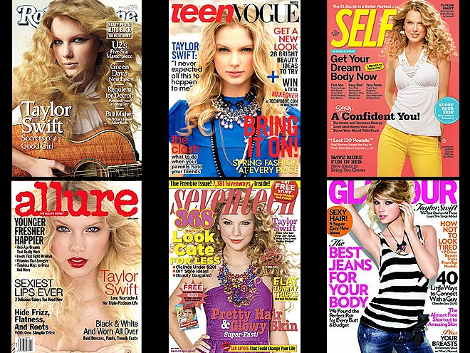 COVER GIRL photo   Taylor Swift