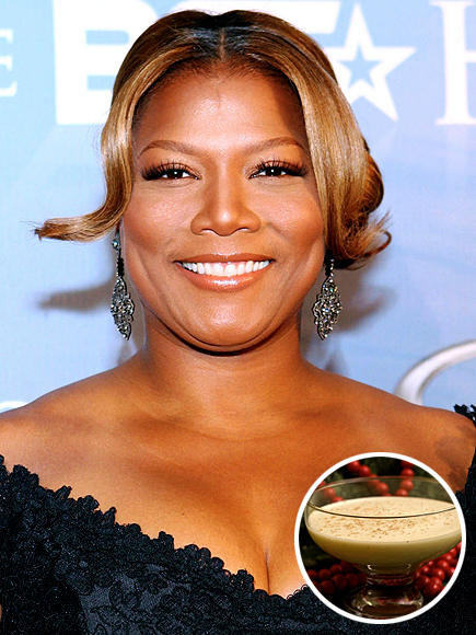 QUEEN LATIFAH'S MUST: EGGNOG photo | Queen Latifah