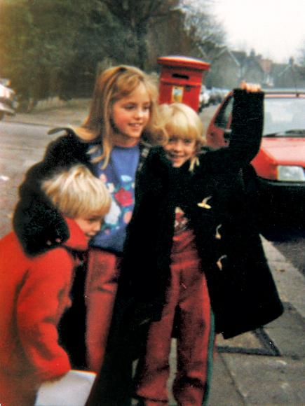 SISTER ACT photo | Robert Pattinson