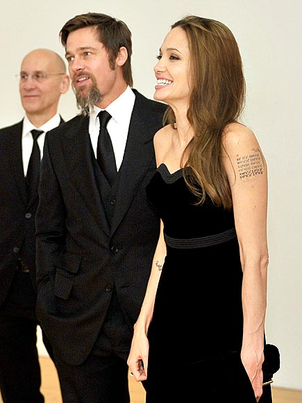 CULTURE CLUB photo | Angelina Jolie, Brad Pitt
