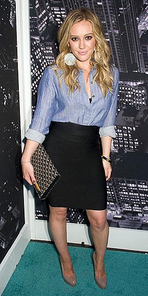 HILARY DUFF  photo | Hilary Duff