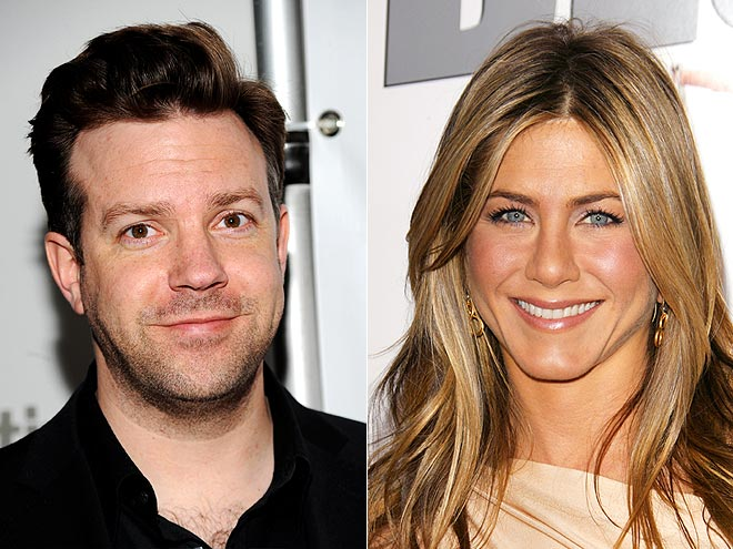 photo | Jason Sudeikis, Jennifer Aniston