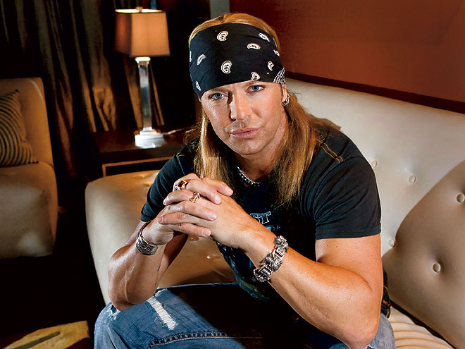 PORTRAIT OF A ROCK STAR photo | Bret Michaels