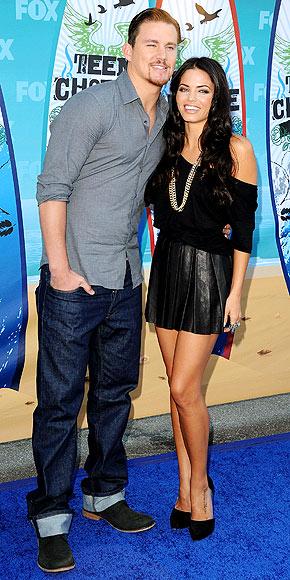 CHANNING TATUM AND JENNA DEWAN photo | Channing Tatum